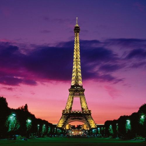 Go to Paris, France - Bucket List Ideas