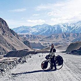 Bike around the world - Bucket List Ideas