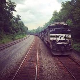 Ride a train - Bucket List Ideas