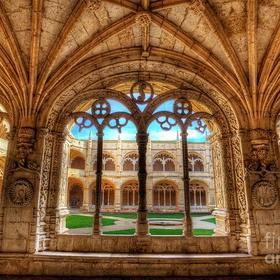 Visit Jeronimos Monastery - Bucket List Ideas