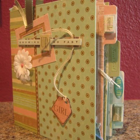 Complete a scrapbook - Bucket List Ideas