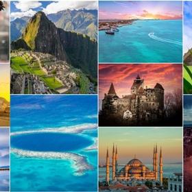 Visit atleast 10 countries - Bucket List Ideas