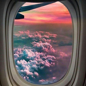 Flying and taking pictures of the sky - Bucket List Ideas