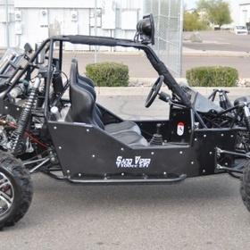 Build a Mud Truck & Dune Buggy - Bucket List Ideas