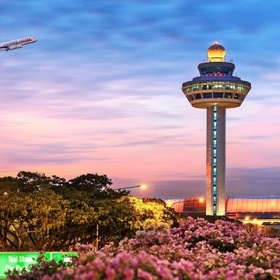 Spent a day at Changi Airport | Singapore - Bucket List Ideas