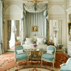 Stay A Night At The Ritz Hotel in Paris, France - Bucket List Ideas