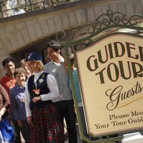 Take a tour at Disney - Bucket List Ideas