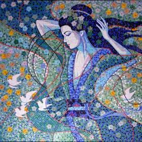 Make mosaic art - Bucket List Ideas