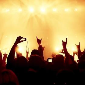Attend a Concert - Bucket List Ideas