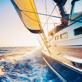 Travel on a sail boat - Bucket List Ideas
