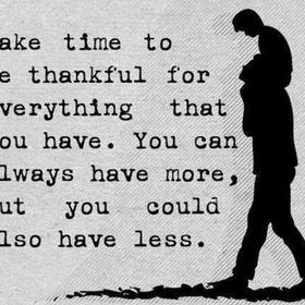 Start a daily gratitude journal - Bucket List Ideas