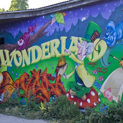 To visit Freetown Christiania in Copenhagen - Bucket List Ideas