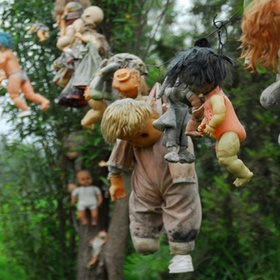 Visit the Island of the Dolls - Bucket List Ideas