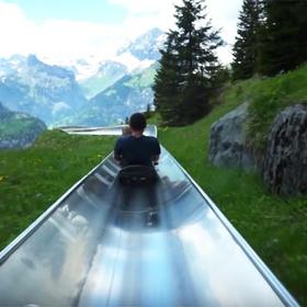 Ride a Mountain Coaster - Bucket List Ideas