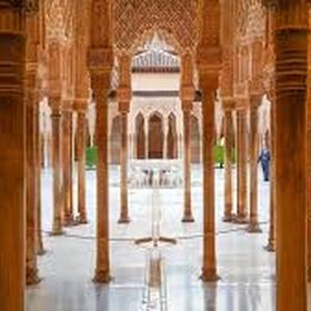 Visit the Alhambra in Spain - Bucket List Ideas
