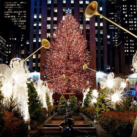 Spend Christmas in New York, NY - Bucket List Ideas