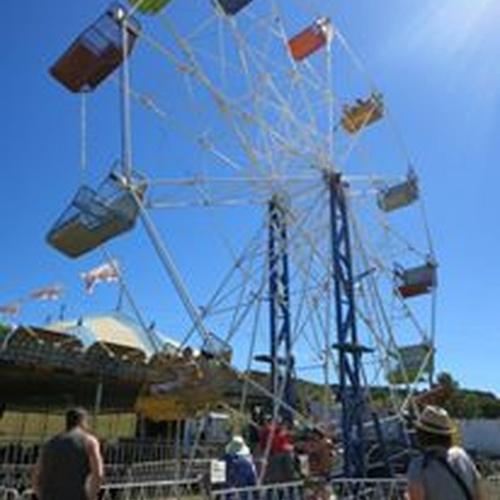Go on a ferris wheel - Bucket List Ideas