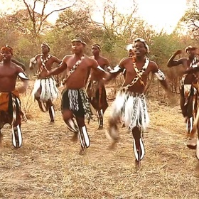 Dance with an african tribe - Bucket List Ideas