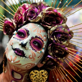Go to the Day of the Dead, Mexico - Bucket List Ideas