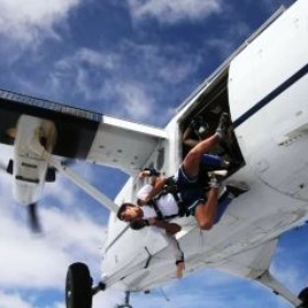 Atlanta Skydiving Experience (Low Priority) - Bucket List Ideas