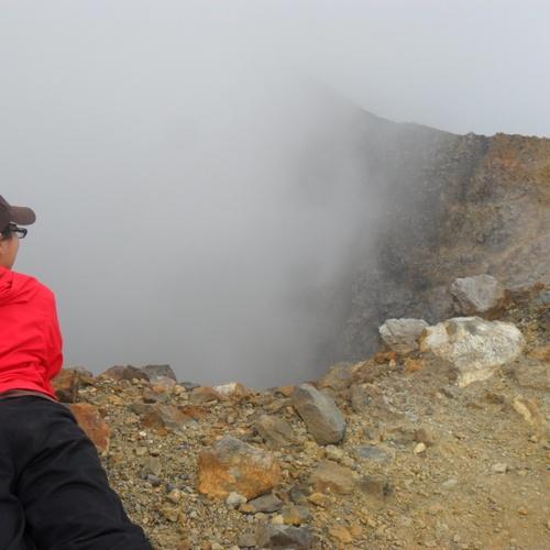 Visit an active volcano - Bucket List Ideas
