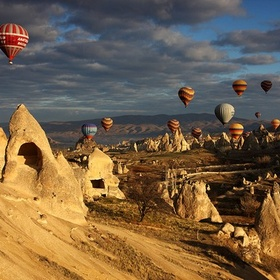 Visit Cappadocia and stay at a cave hotel - Bucket List Ideas