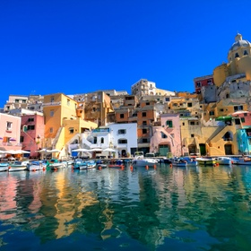 Visit 5 Italian islands - Bucket List Ideas
