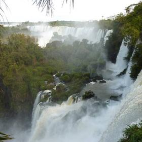 Visit Iguazu National Park - Bucket List Ideas
