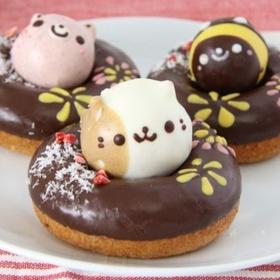 Eat a cute Japanese donut - Bucket List Ideas