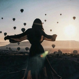 Attend a hot air balloon festival - Bucket List Ideas