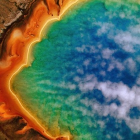 Visit the Largest Hot Spring of the United States - Bucket List Ideas