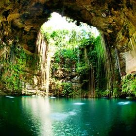 Swim in a cenote - Bucket List Ideas