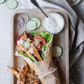 Eat gyros in Greece - Bucket List Ideas