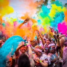 Do a Color Run! - Bucket List Ideas