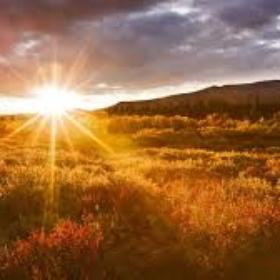 Photograph a beautiful sun rise - Bucket List Ideas