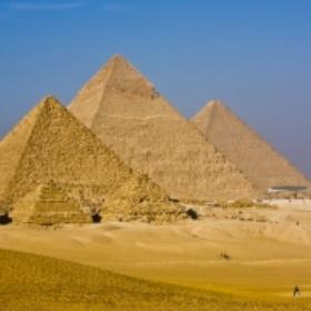 See the Egyptian pyramids - Bucket List Ideas