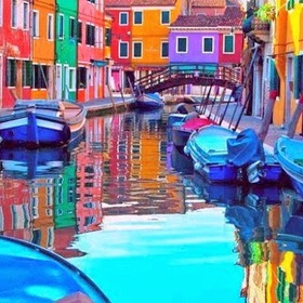 Visit Colorful Villages & Cities Around The World - Bucket List Ideas