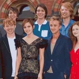 Meet someone from Harry Potter - Bucket List Ideas
