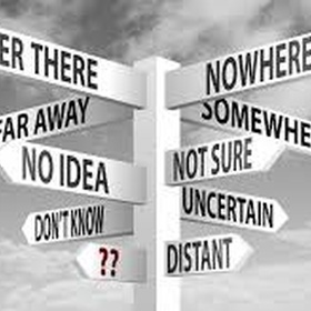 Figure out the next step - Bucket List Ideas