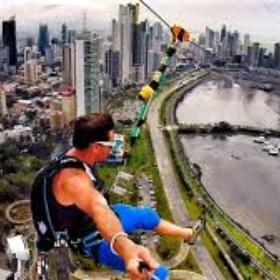 Go Zip-lining in panama city - Bucket List Ideas