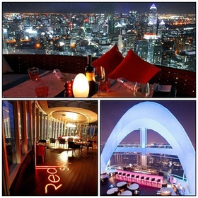 Have a dinner date at the rooftop ♥ - Bucket List Ideas