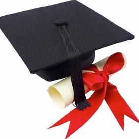 Receive my MA degree - Bucket List Ideas