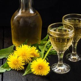Try dandelion wine - Bucket List Ideas