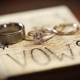 Write my own vows - Bucket List Ideas
