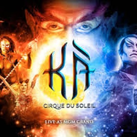 See Cirque du Soleil's Ka - Bucket List Ideas