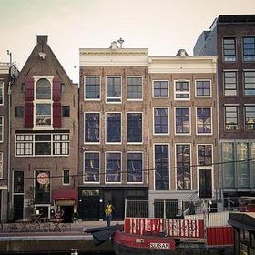 Visiter la maison d'Anne Frank - Bucket List Ideas