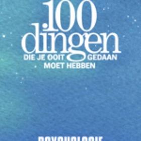 Honderd dingen - Van de hoge duikplank - Bucket List Ideas
