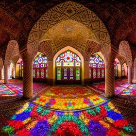 Visit the Pink Mosque - Bucket List Ideas