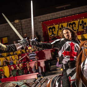Go to Medieval Times - Bucket List Ideas