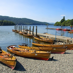 Take Isobel rowing on Lake Windermere - Bucket List Ideas